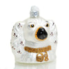 Royal Spaniel Glass Ornament