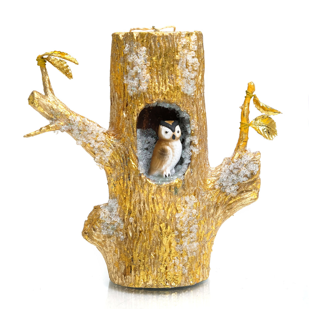 Home Sweet Home Owl Ornament