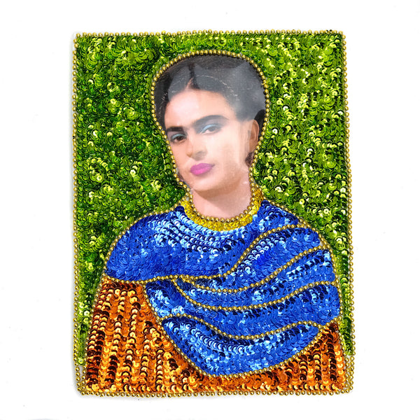 Sequin Patch, Frida