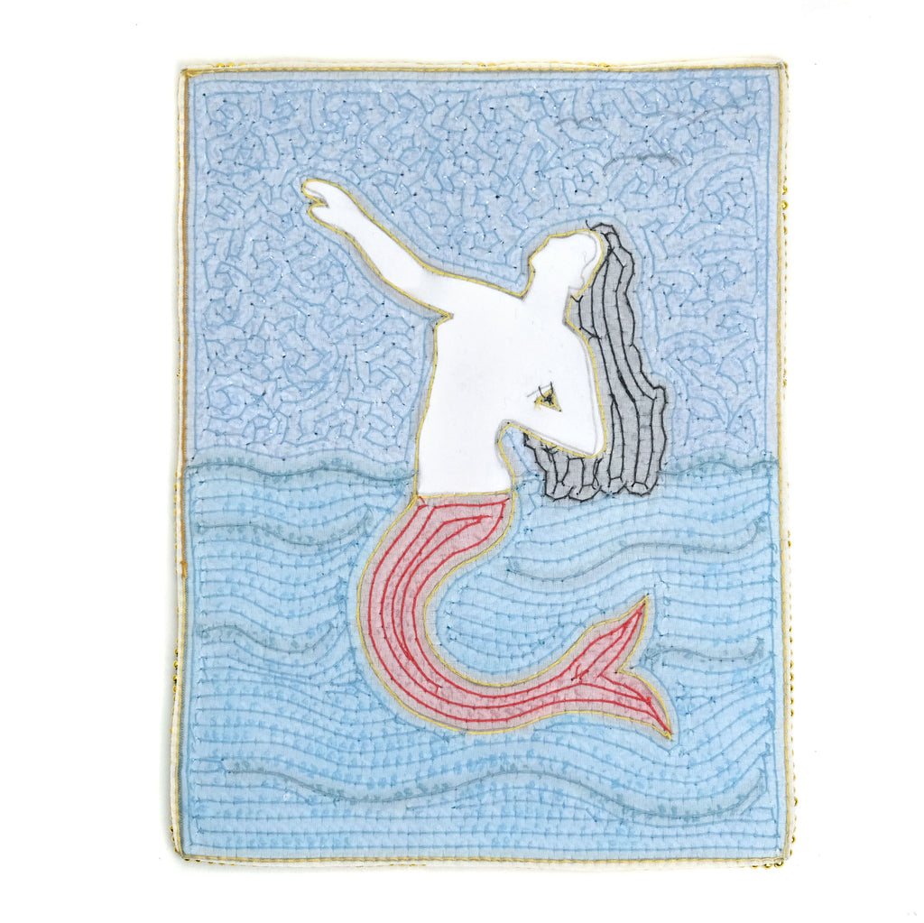 Sequin Patch, Mermaid