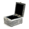 "Metal Embossed Box 4"", Om"