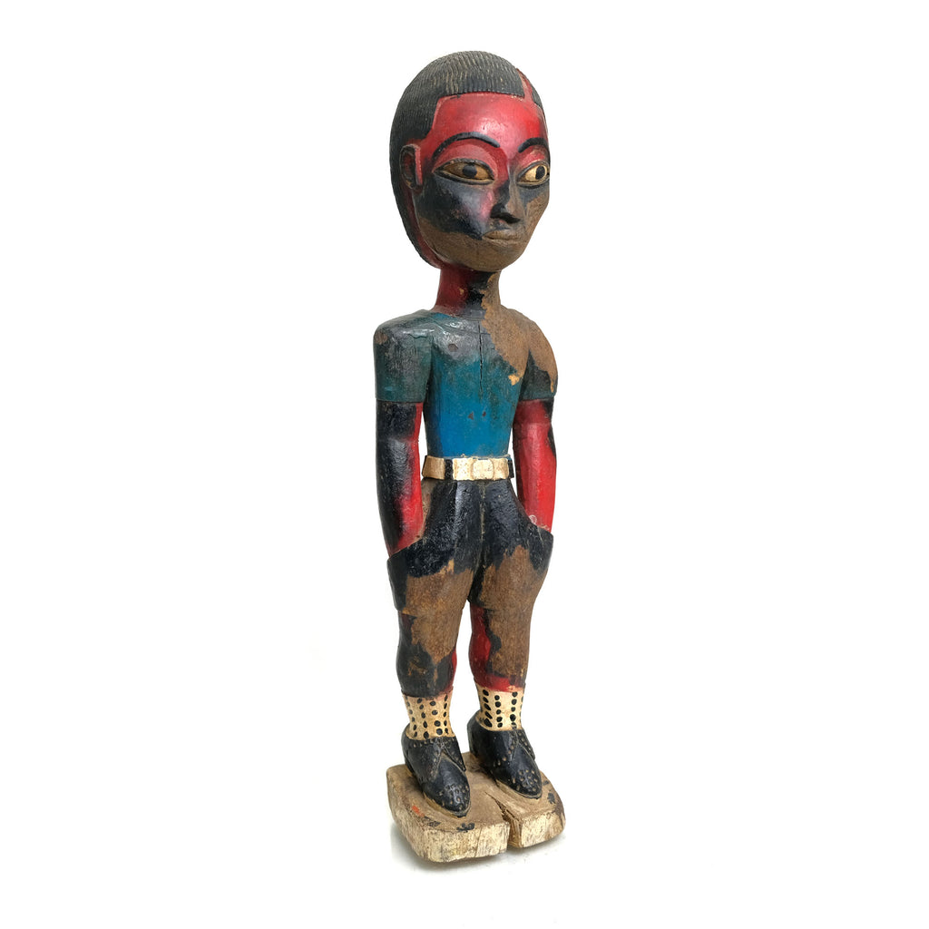 Traditional Blolo Bla/Bian Figure 17