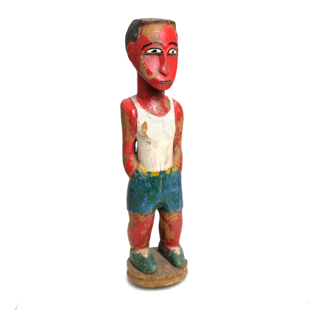 Traditional Blolo Bla/Bian Figure 16
