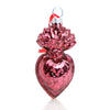 Sacred Heart Small Bright Ornament #2