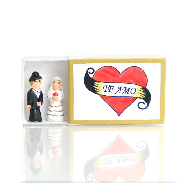 Wedding in a Matchbox