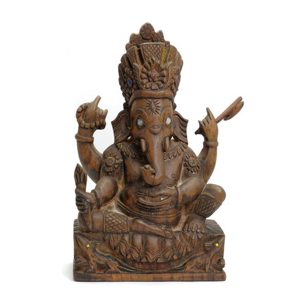 Lord Ganesha as the One Supreme God