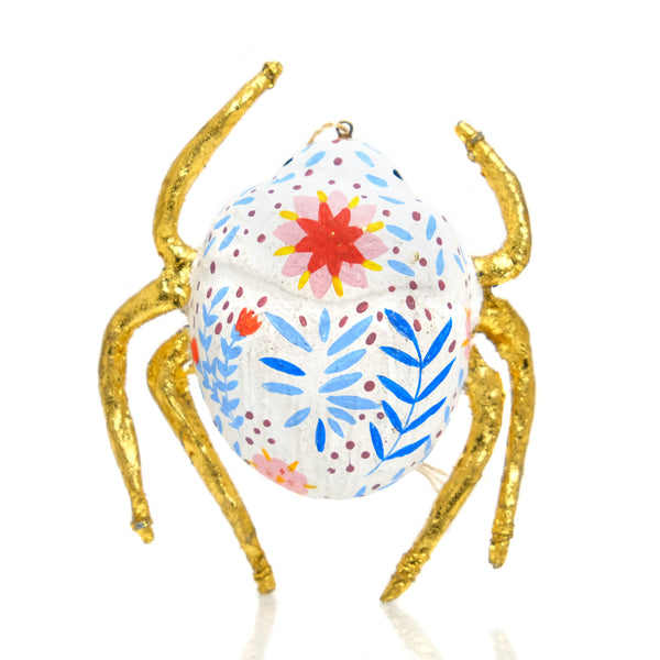 Bright Beetle Ornament #4