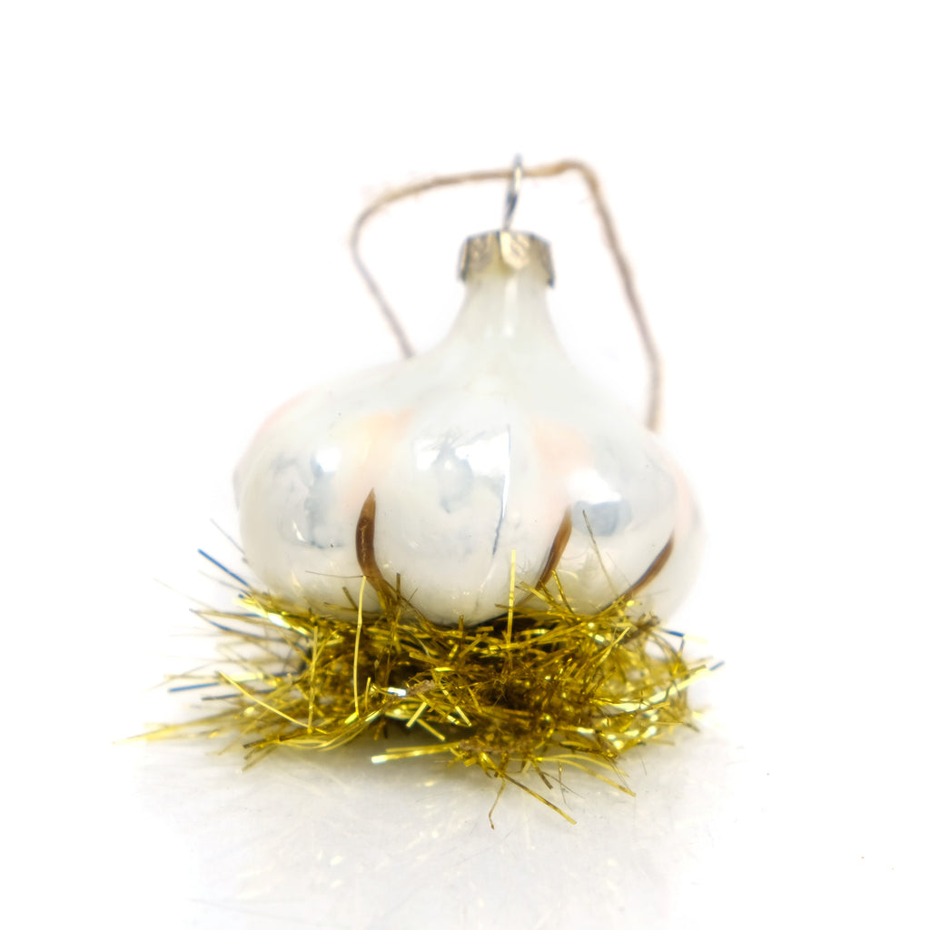Garlic Ornament