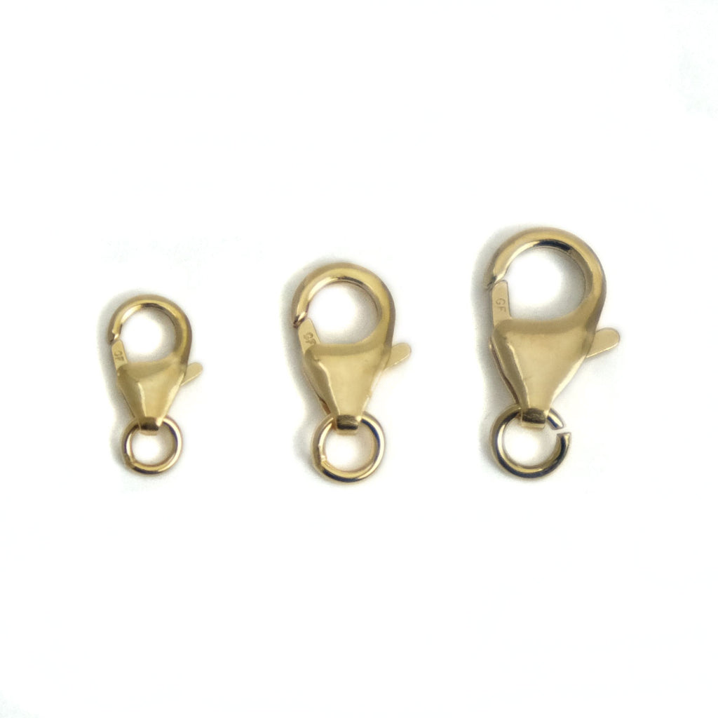 Gold Filled Trigger Clasp