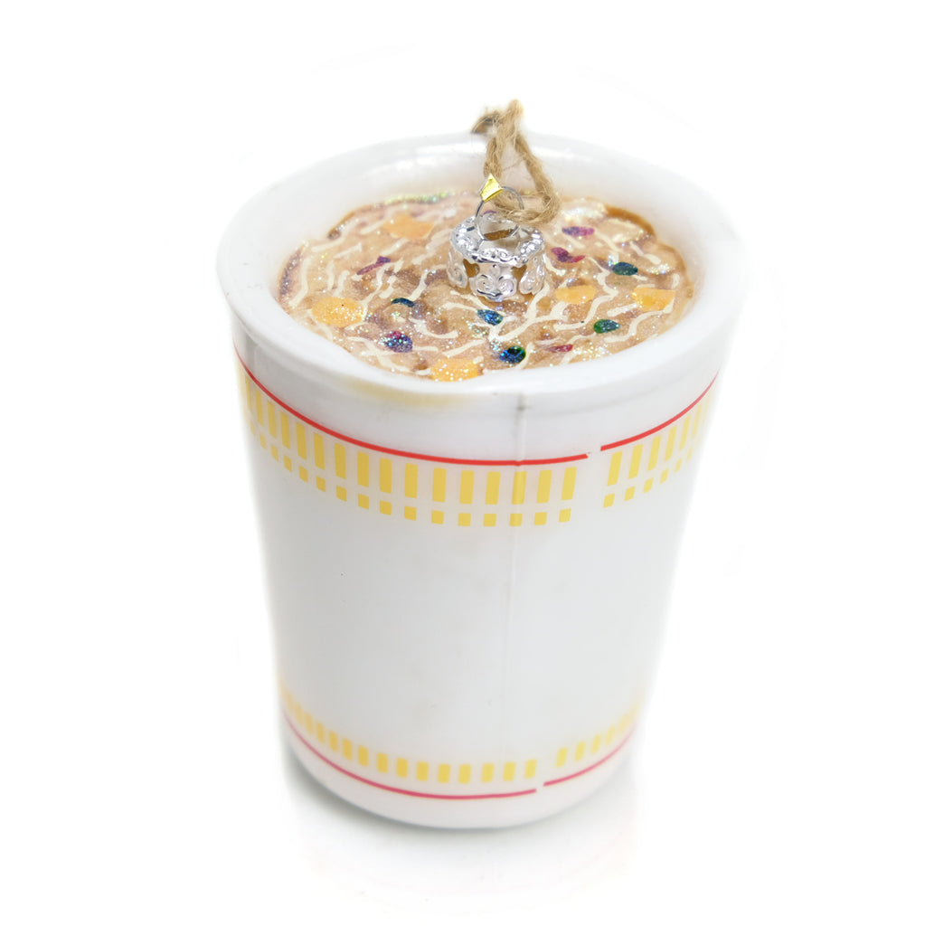Cup of Noodles Ornament