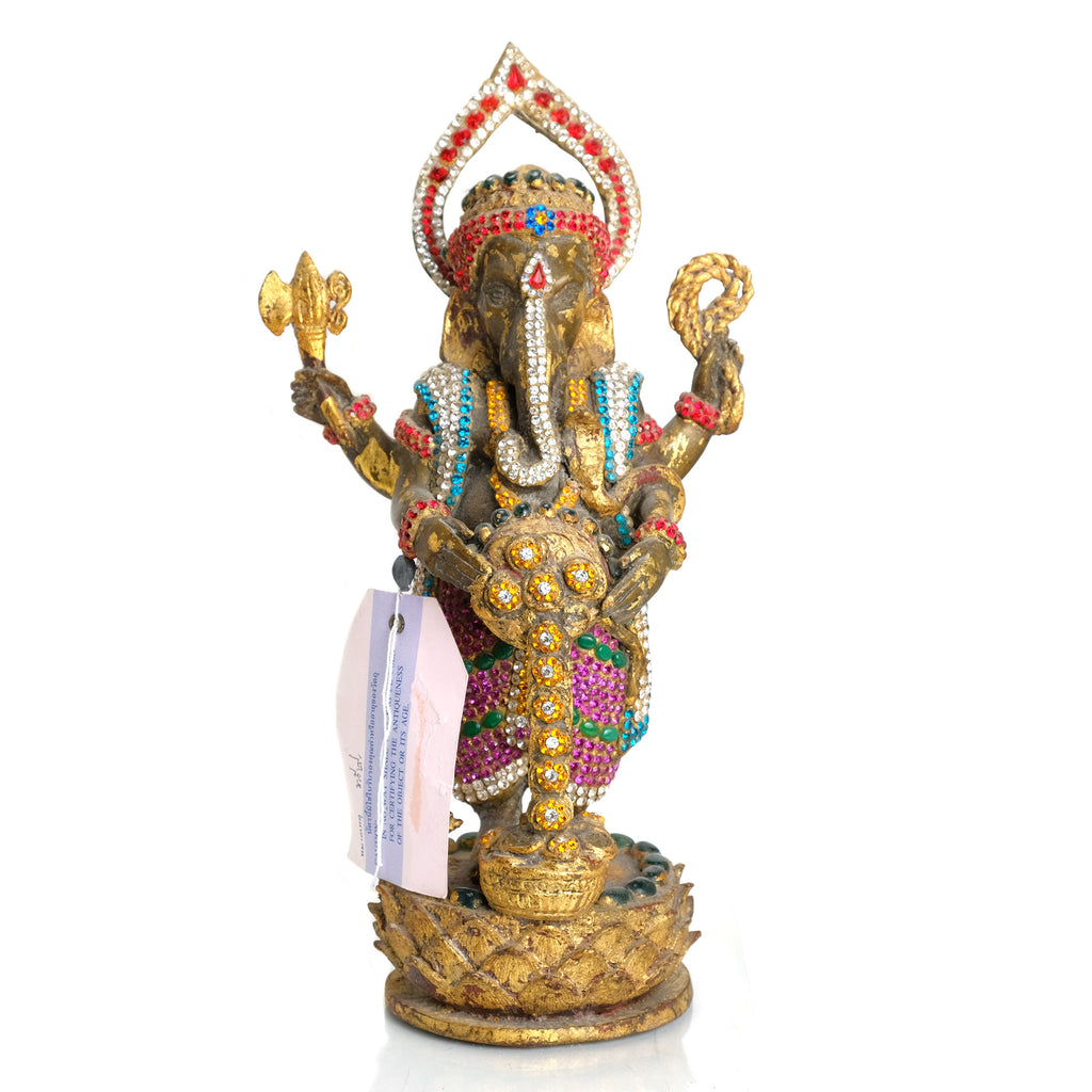 Jeweled Ganesha #1