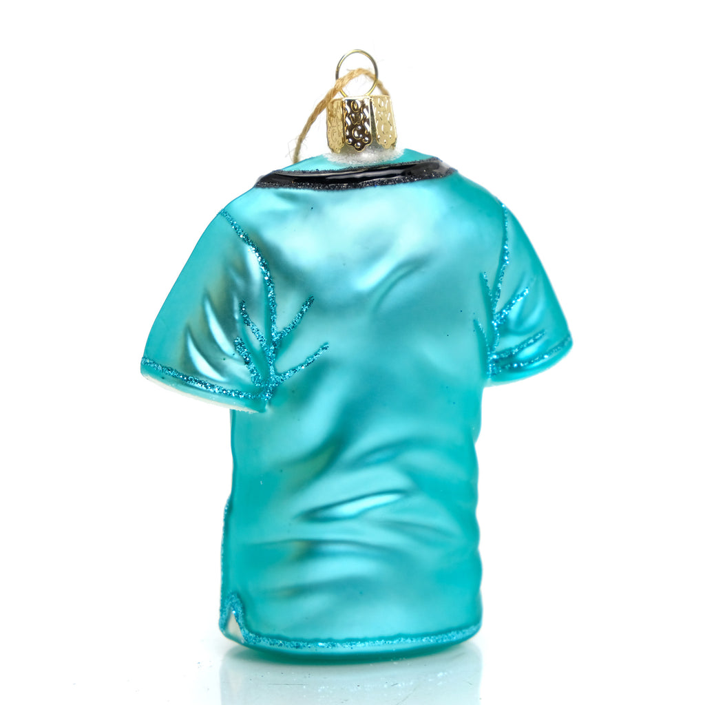 Hospital Scrubs Ornament