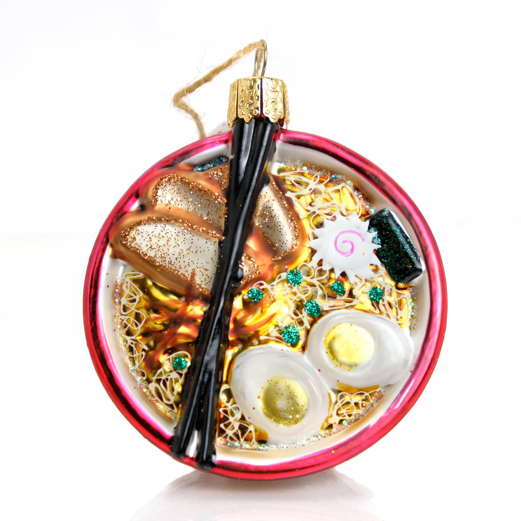 Deluxe Bowl of Ramen Ornament