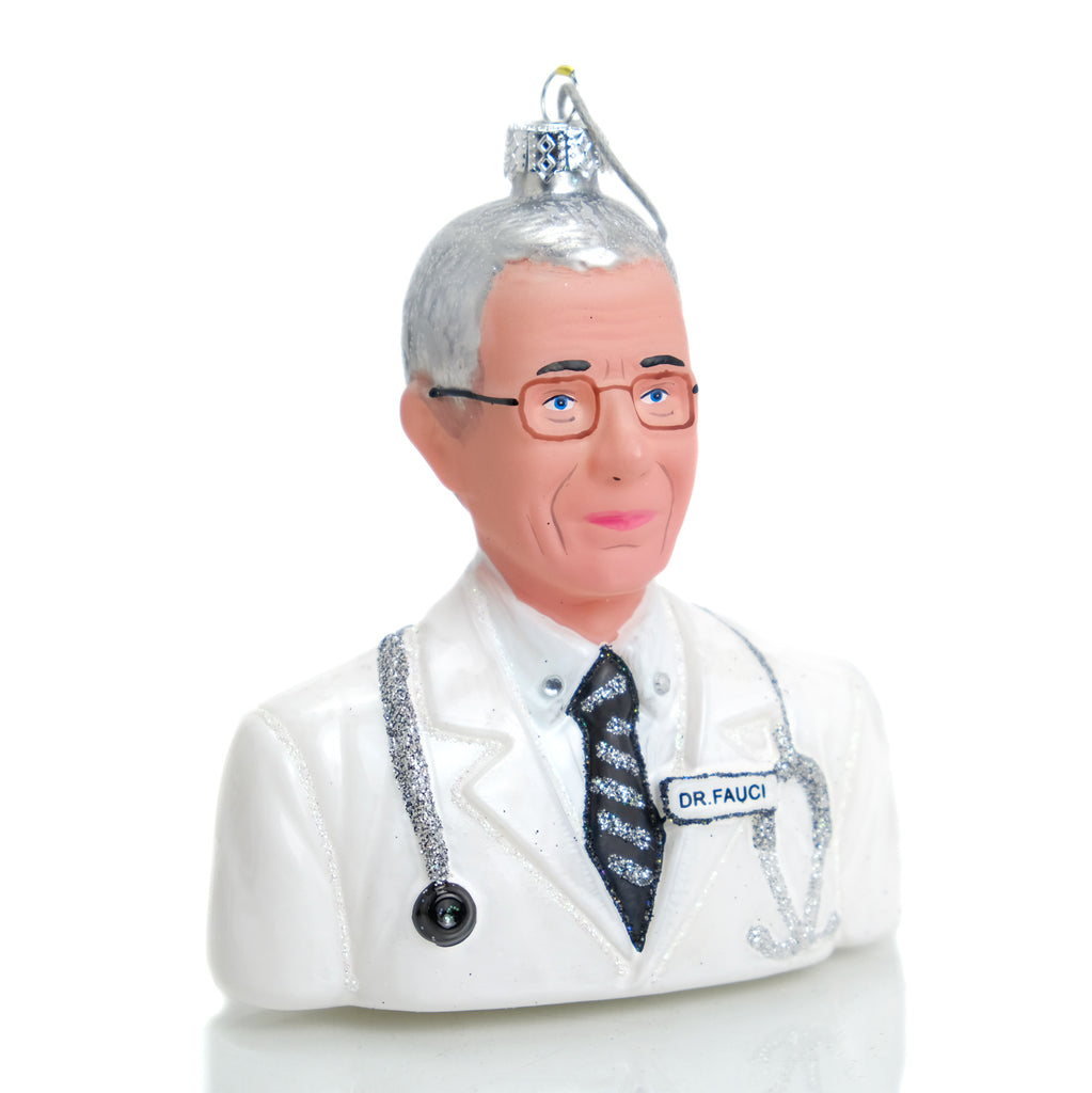 Dr. Anthony Fauci Ornament