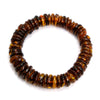 Baltic Amber Stretch Bracelet #4
