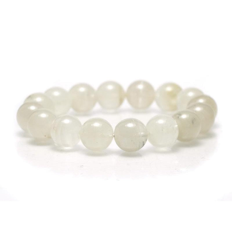 Banded Quartz Stretch Bracelet 10mm,12mm,14mm,18mm