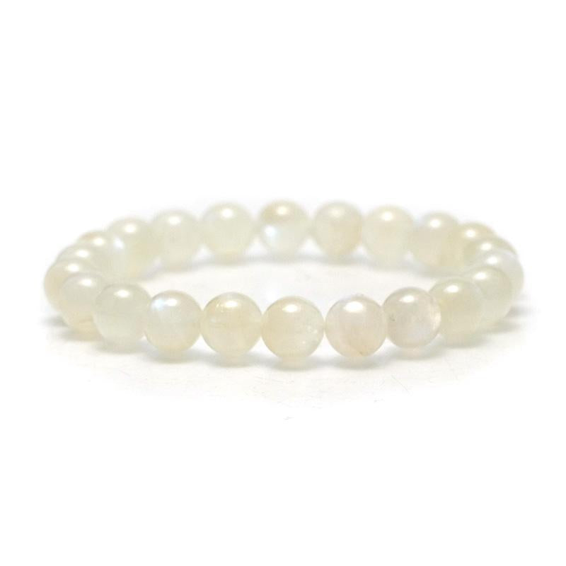 Moonstone Stretch Bracelet 8mm,9mm,10mm,15mm