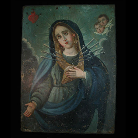Dolorosa Madonna Our Lady of the Seven Sorrows