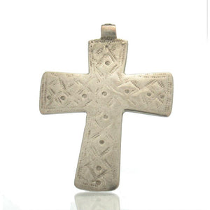 Antique Ethiopian Neck Cross #4