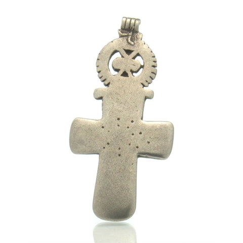 Antique Ethiopian Neck Cross #8