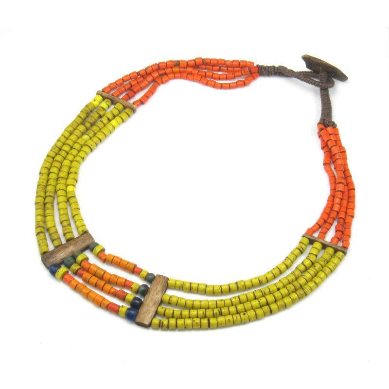 Naga Heirloom Necklace -10