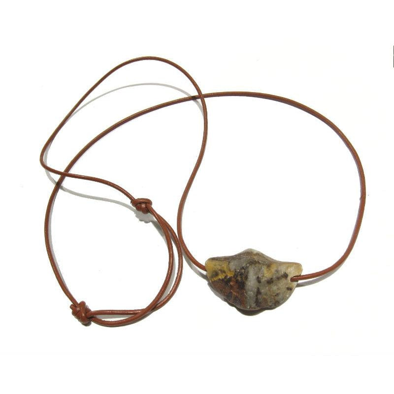 Brachiopod Fossil Necklace