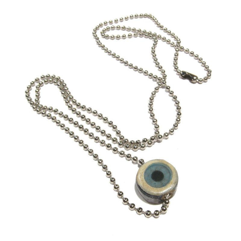 Afghan Evil Eye Necklace