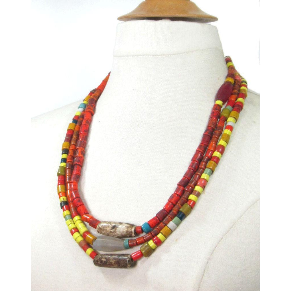 Naga Heirloom Necklace -9