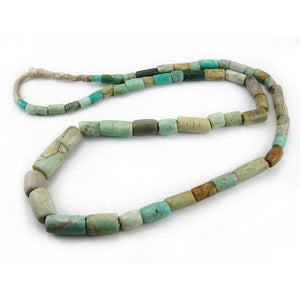 12th - 16th Century Dowry Amazonite Strand