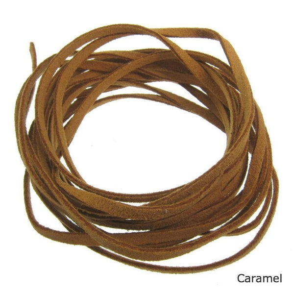 Micro Suede Cord, 5 yards (Click for more colors)