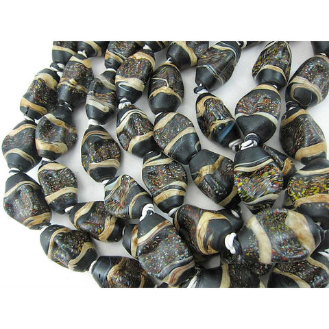 Heirloom Handwound Indian Glass Beads