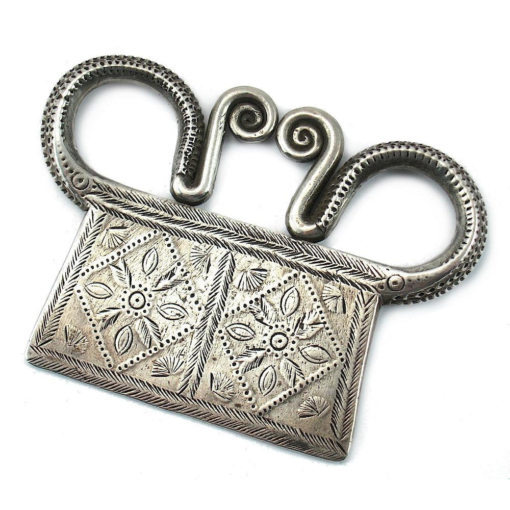 Hmong Spirit Lock Antique 3 from Laos