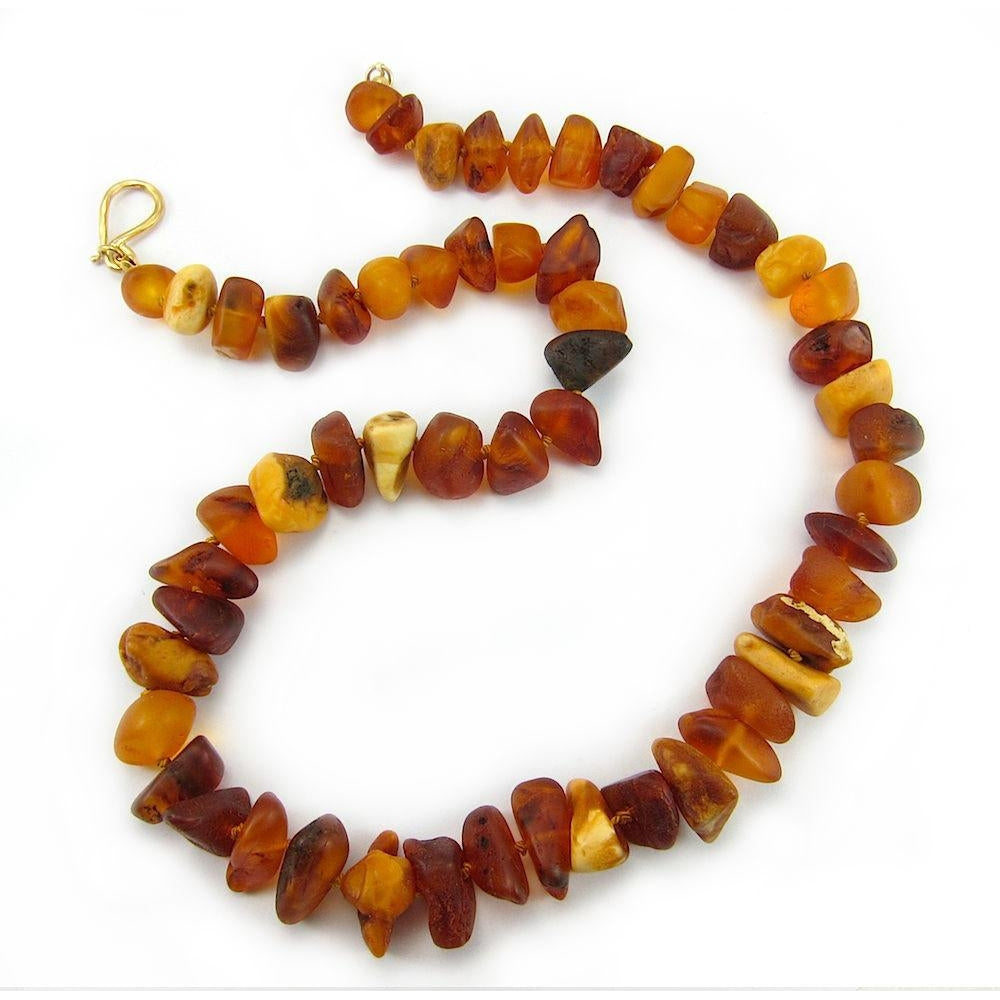 Amber 19th Century Baltic Origin Dowry Strand