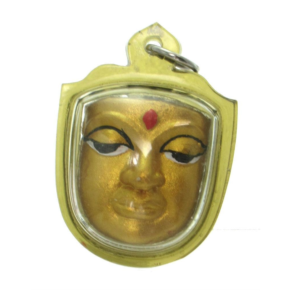 Face of the Buddha Amulet