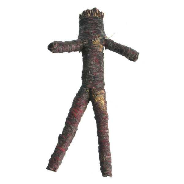 Straw Man Protective Figure