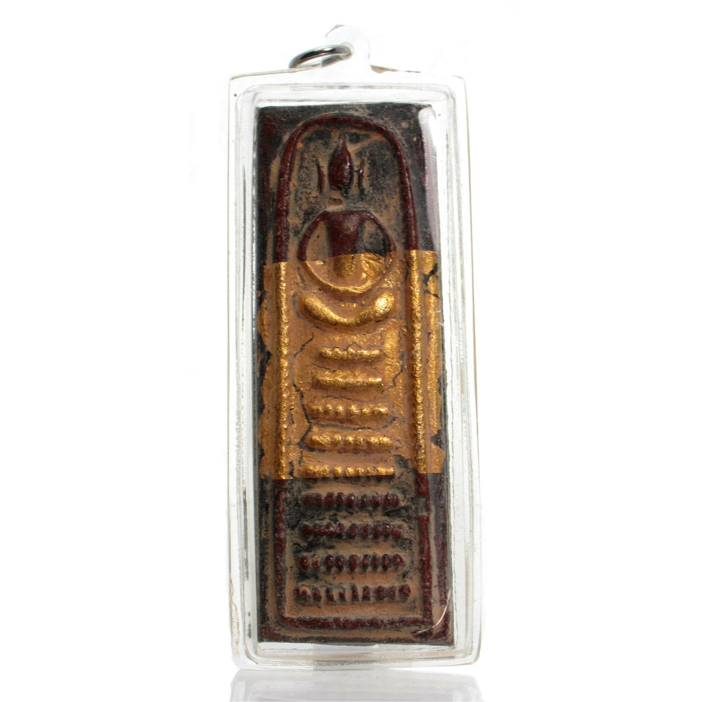 """Thursday"" Meditating Buddha Amulet Plastic Case"