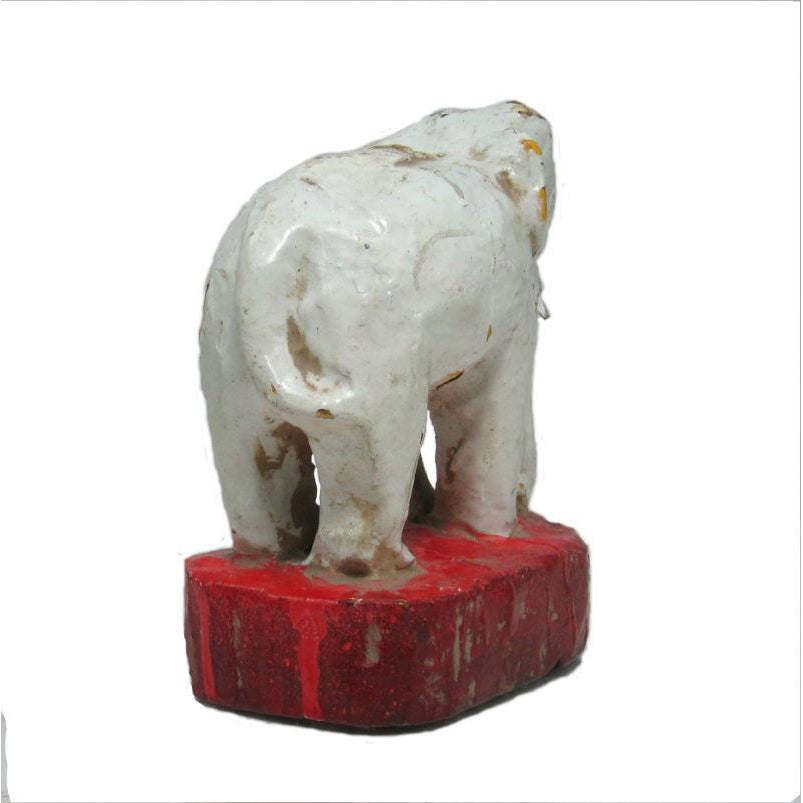 Antique Elephant Figure-01