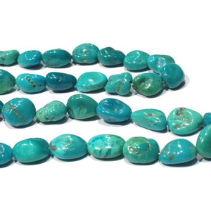 Sleeping Beauty Turquoise Nuggets Strand