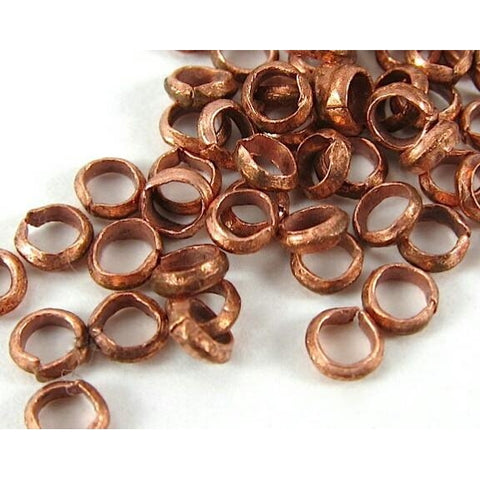 Copper Bead Strand