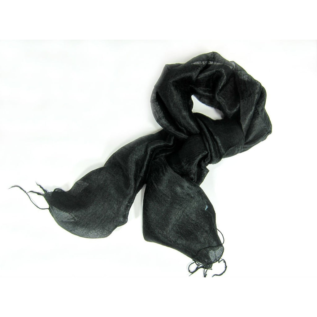 "Thai Silk Scarves 13"" x 63"" (Click for more colors)"