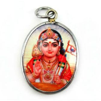Murugan God of War Pendant