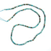 Tibetan Turquoise 2mm Faceted Rounds