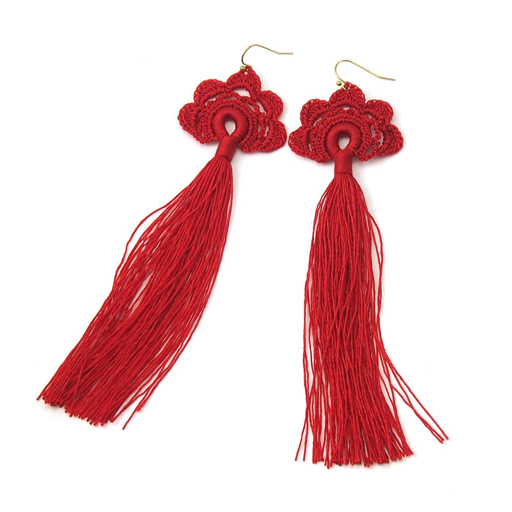 Hilltribe Earrings