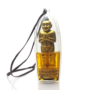 Kuman Thong Golden Boy XL Amulet
