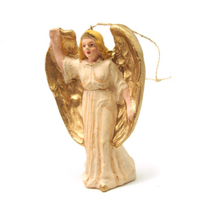 Vintage Style Angel Ornament