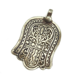 Essaouira Hamsa with Floral Pattern 2