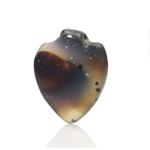 Agate Arrow Head Pendant, A