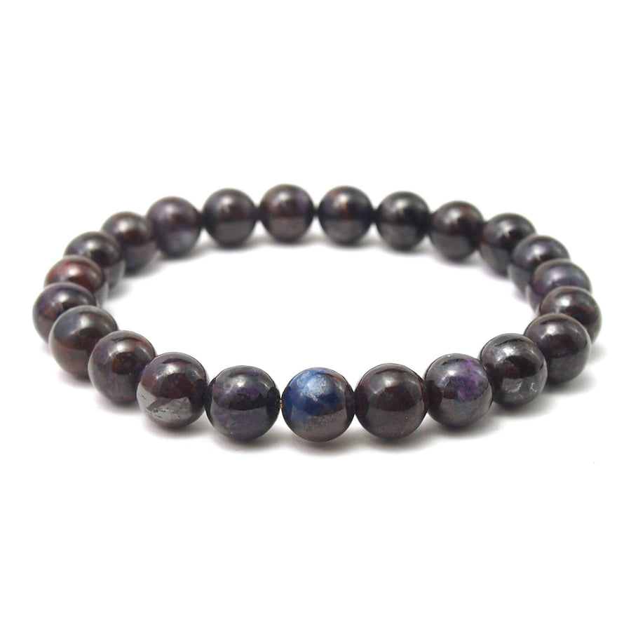Sugilite Stretch Bracelet 8mm, 9mm