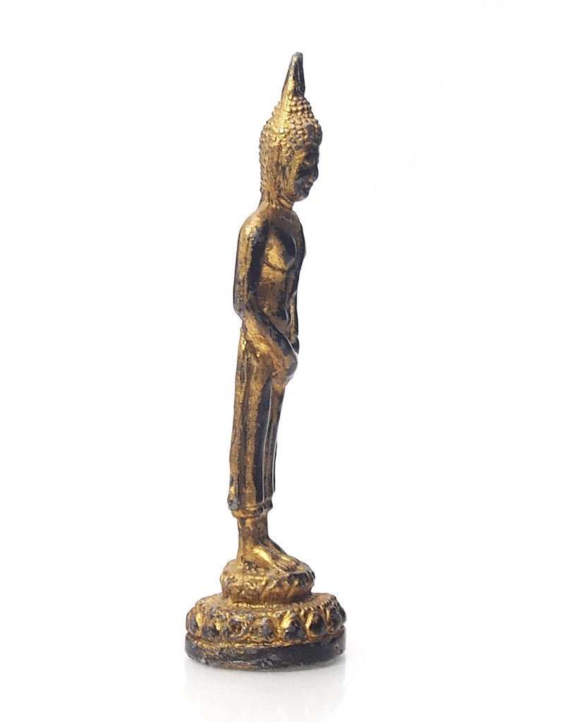"""Sunday Seven Days Looking""  Buddha Statue"
