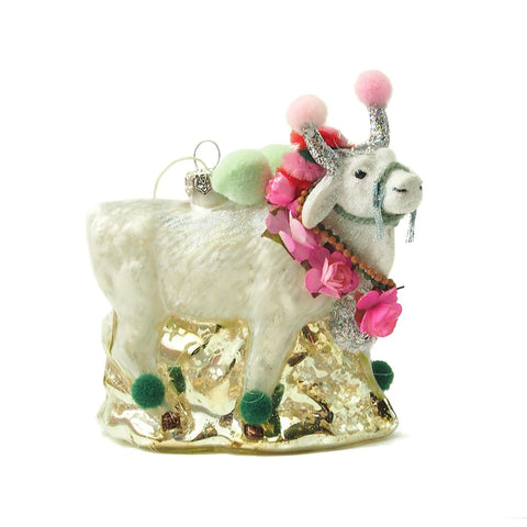 Sacred Cow Ornament